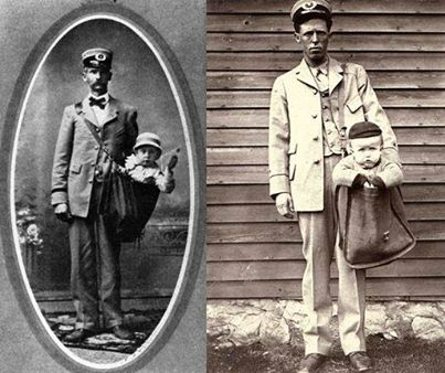 """Going Postal"" 100 Years Ago Was a Family Travel Bargain"