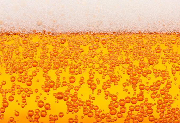 Beer texture, seamless