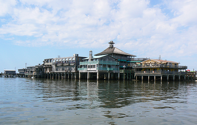 Cedar Key Waterfront