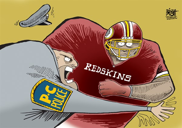 "Eliminating The Name ""Redskins"" Has Many Washington D.C. Football Fans Seeing Red"