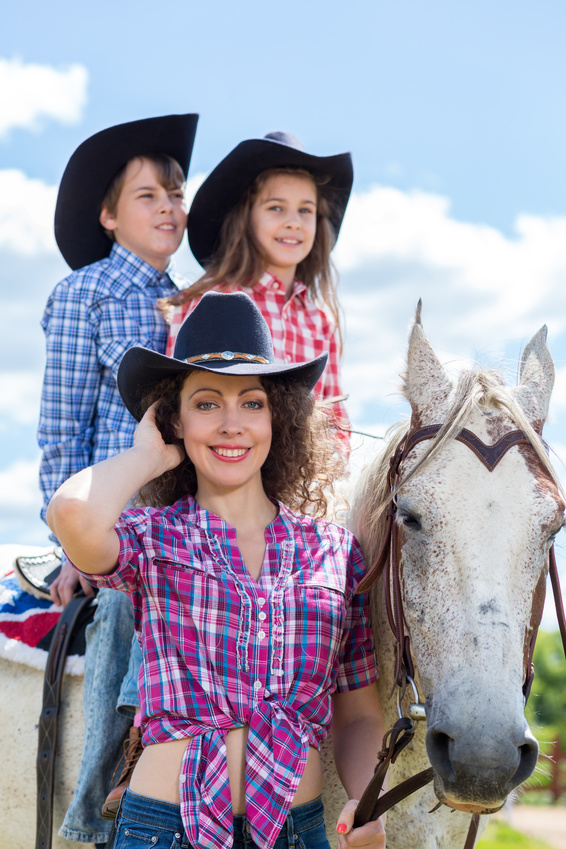 Mamma's Let Your Babies Grow Up To Be Cowboys; Not Doctors And Lawyers And Such
