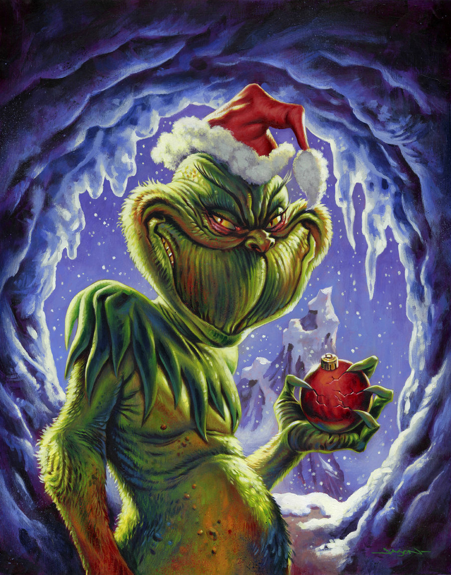 Dec. 12 Last Chance To Stop The Grinch From Descending Mt. Crumpit To Terrorize Locals
