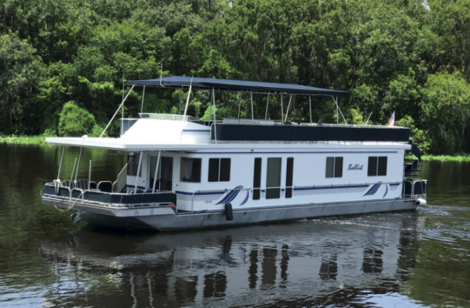Swamp Ape, Swine Herding, Jerry Jeff Walker Are All Part Of St. Johns Houseboat Excursion