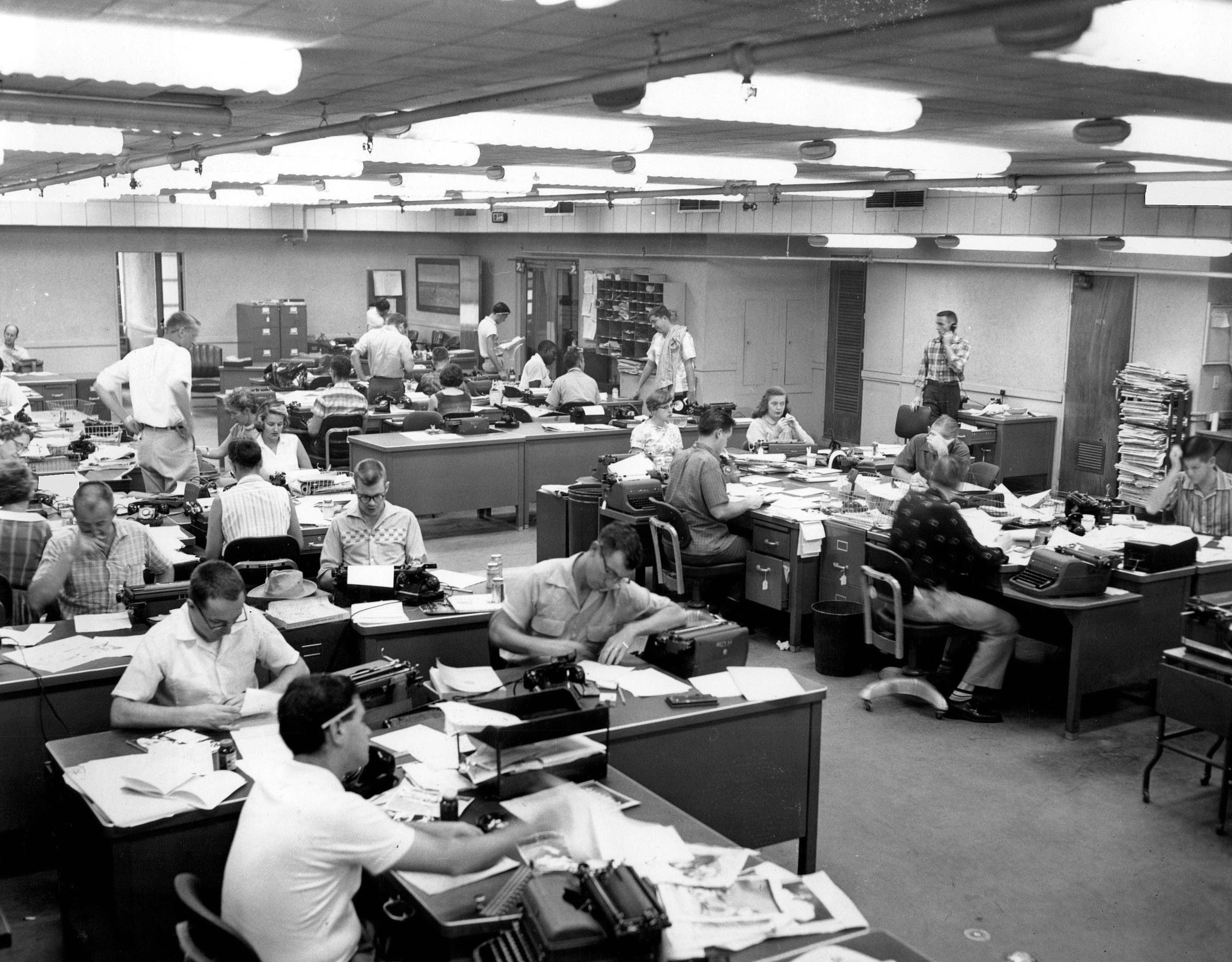 Business Bashing Still Popular In Newsrooms
