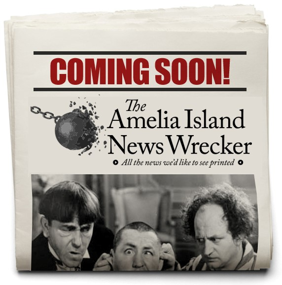 2020 Amelia Island News Wrecker Edition Has Been Wrecked By The Virus Pandemic