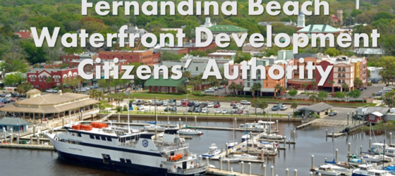 Area Citizen Group Has Organized A Public-Private Partnership To Create A Comprehensive Island Waterfront Project