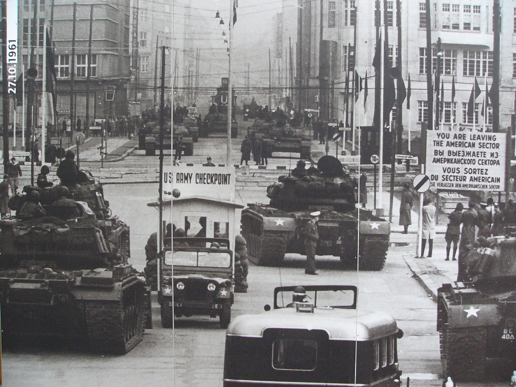 Folks Traveling From Florida To NY, NJ, MI, Etc. Will Feel Like They're Going Through Check Point Charlie Into A Dark Place