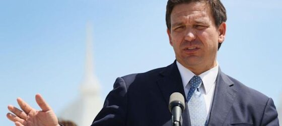 """Gov. Ron DeSantis Sings A Tough Tune To Florida's City Halls: """"Take Your Covid BS & Shove It, It Ain't Working Here No More"""""""