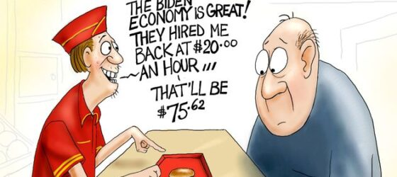 How Can Companies Compete With Government Handouts While They Are Frantically Searching For Employees?